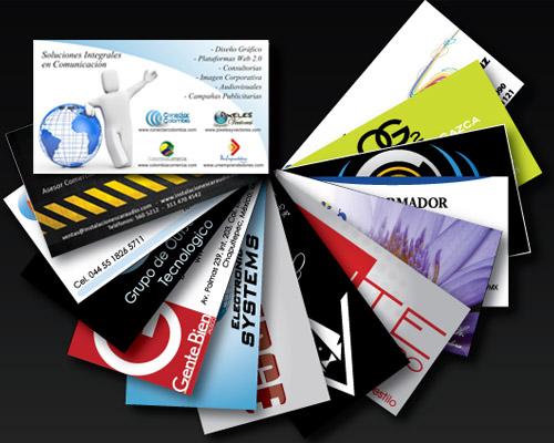 Impresos papelería comercial tarjetas presentacion alta calidad y creatividad